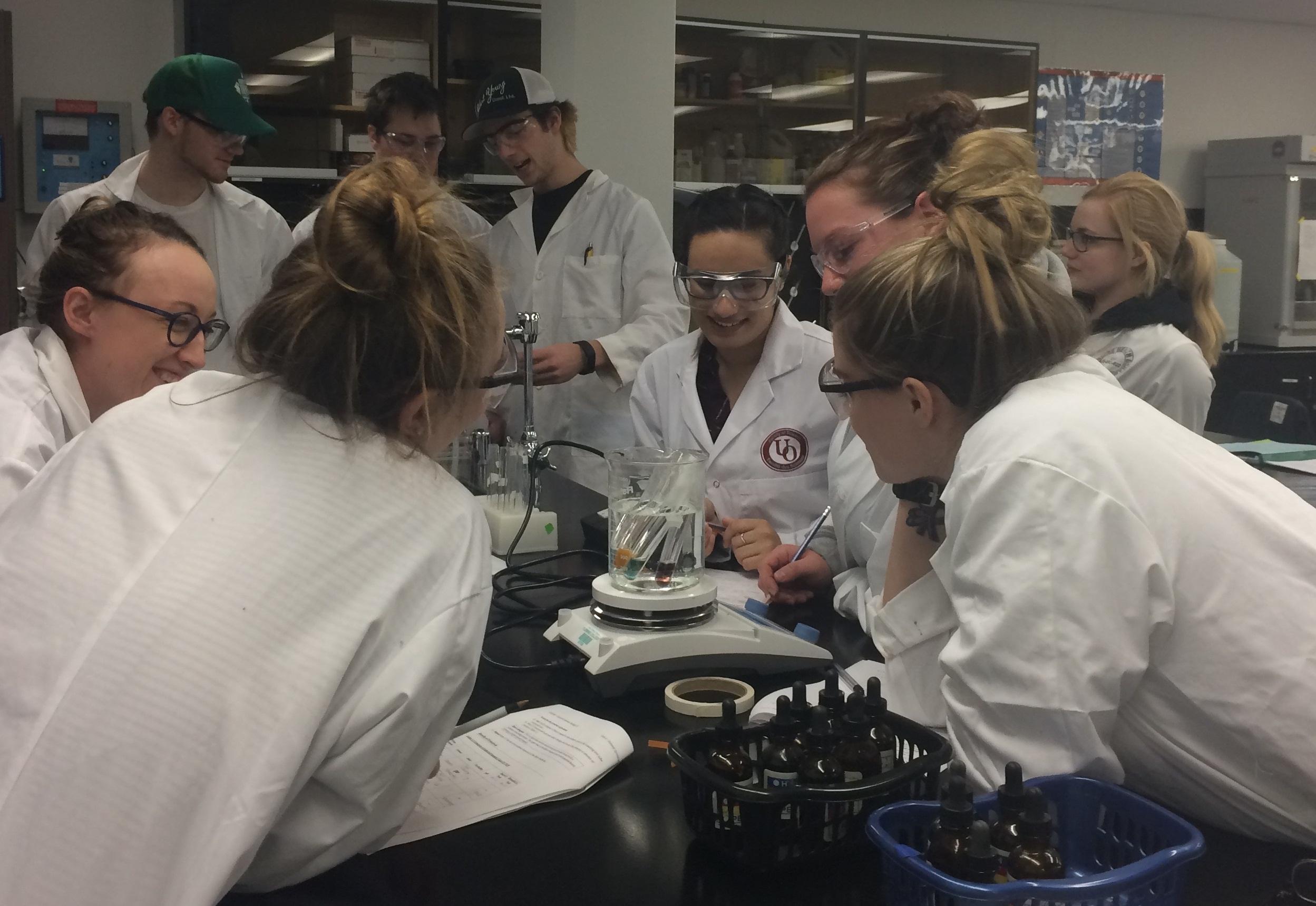 PHS Biology Lab